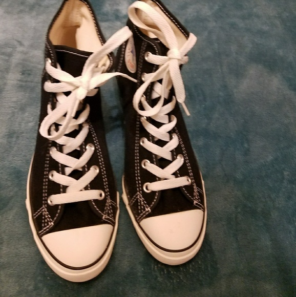 26cc39a6cde5 Converse Shoes - Converse wedge sneakers